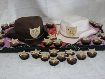 cowboy hats and cupcakes country and western hoedown